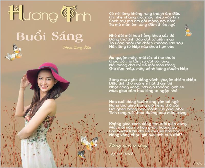 HuongTinhBuoiSang